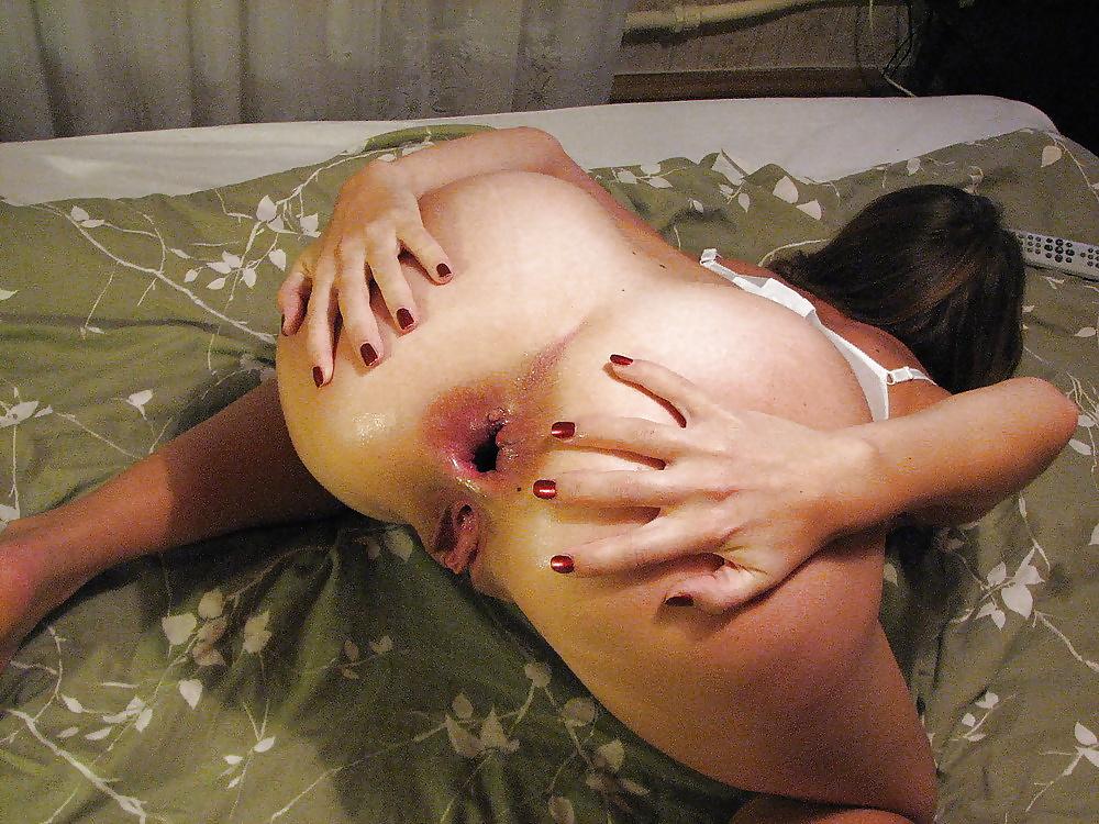 Photos pornos amateur anal gape