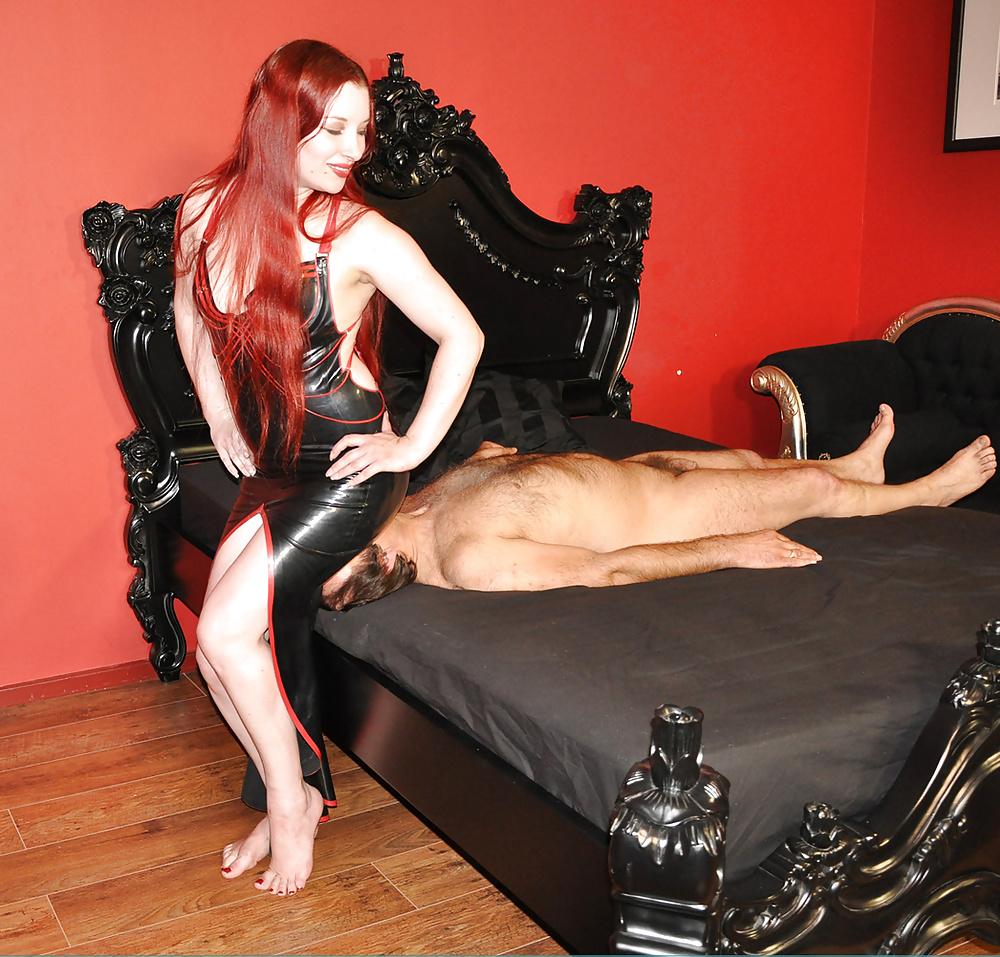 Feminization dominatrix cam missalexya
