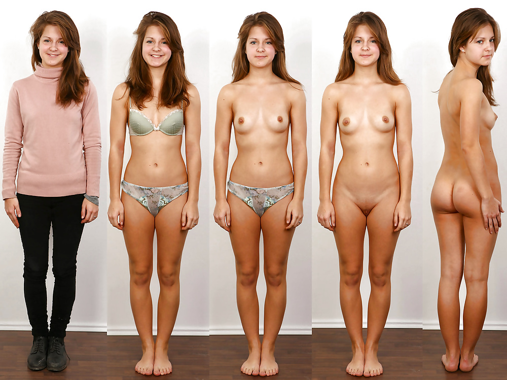 Clothed Unclothed Gallery Part