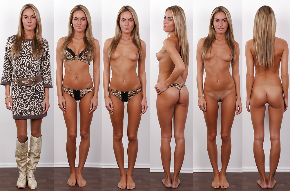 Nude Girls Dressed Undressed