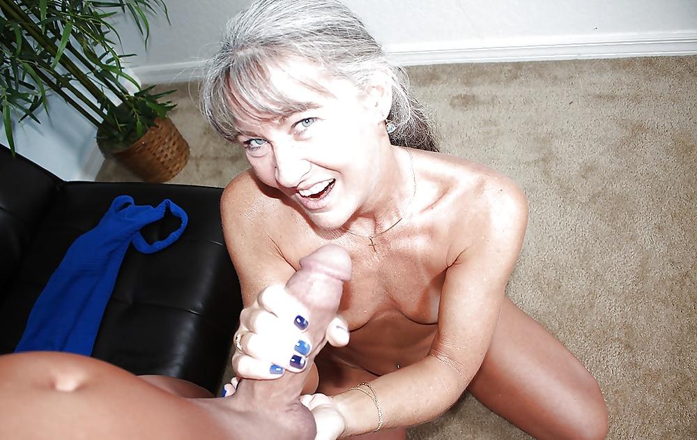 Retired seniors handjob videos