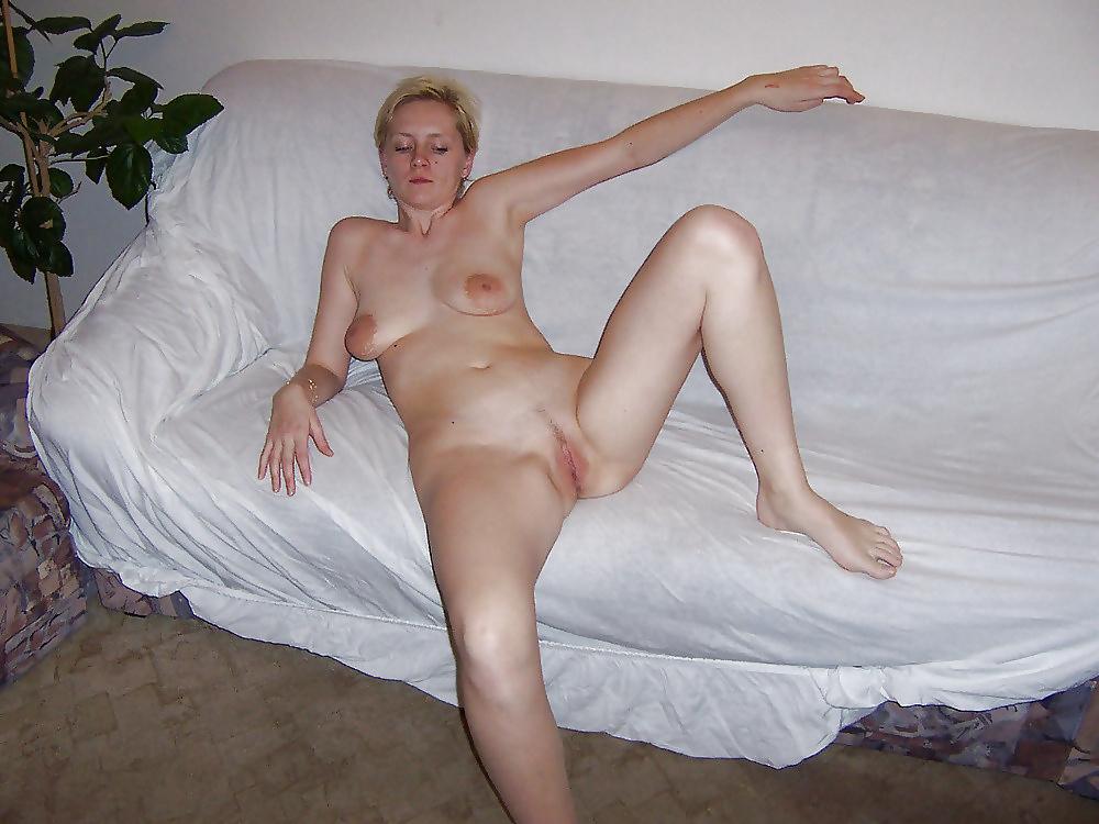 Average mature wife undressed