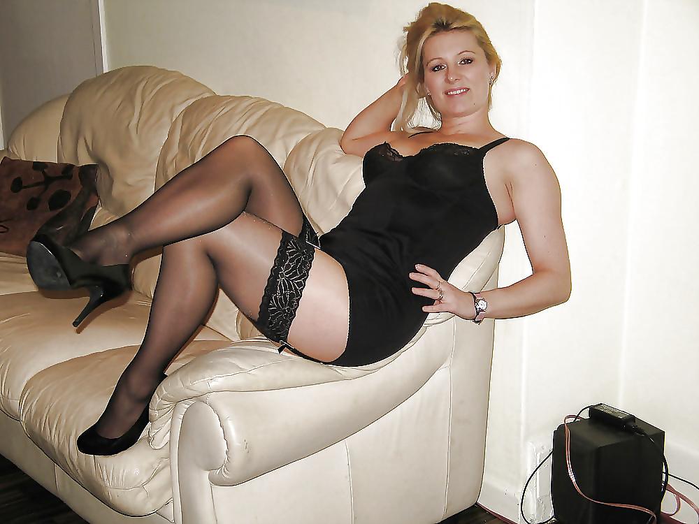 домашние фото зрелых сексуальных женщин - 10