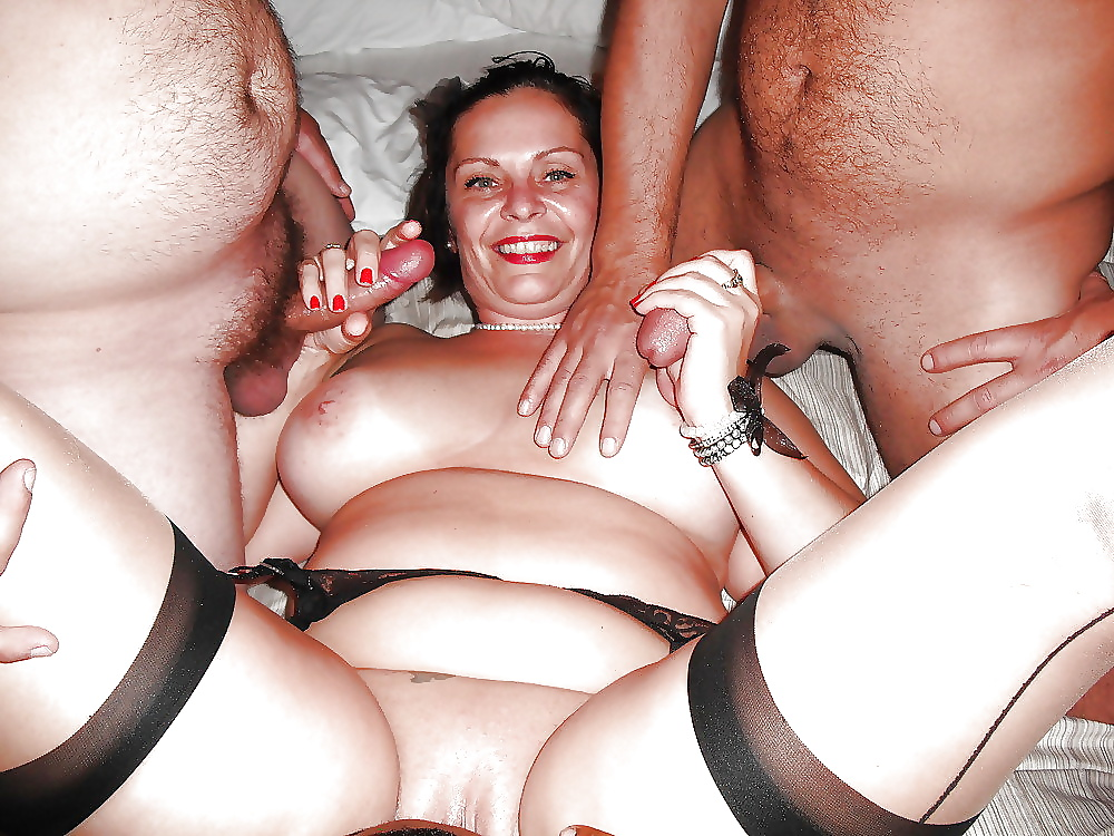 Drunk wife creampie gangbang party bbw