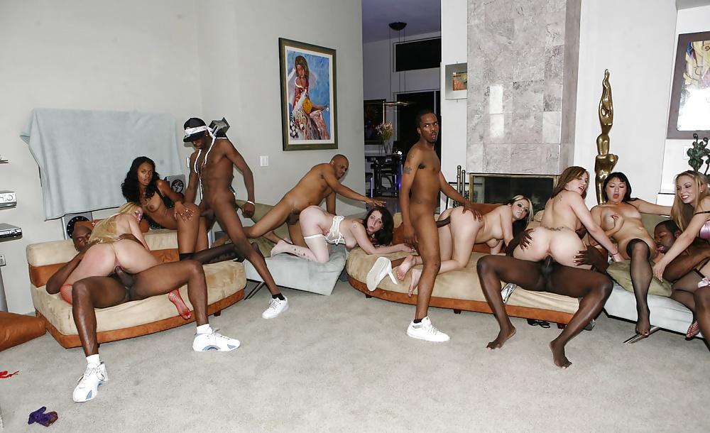 Black married orgy — img 5