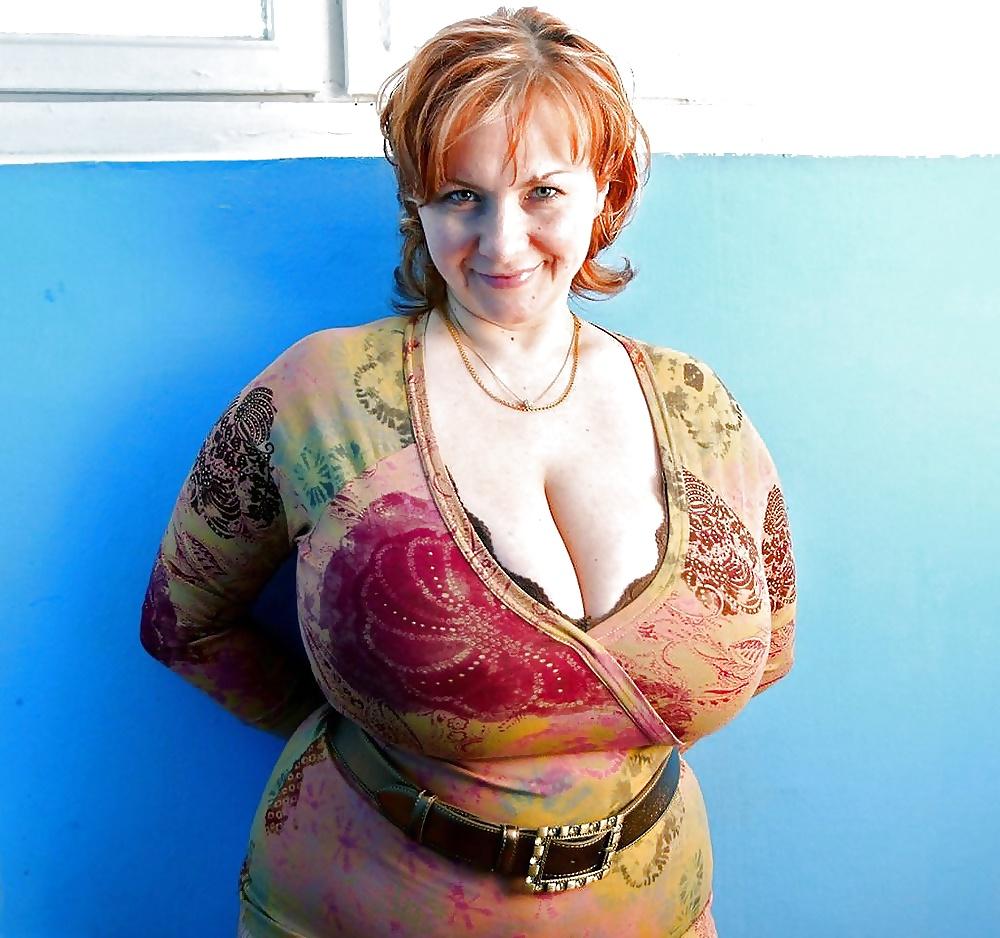 взрослая женщина большая грудь
