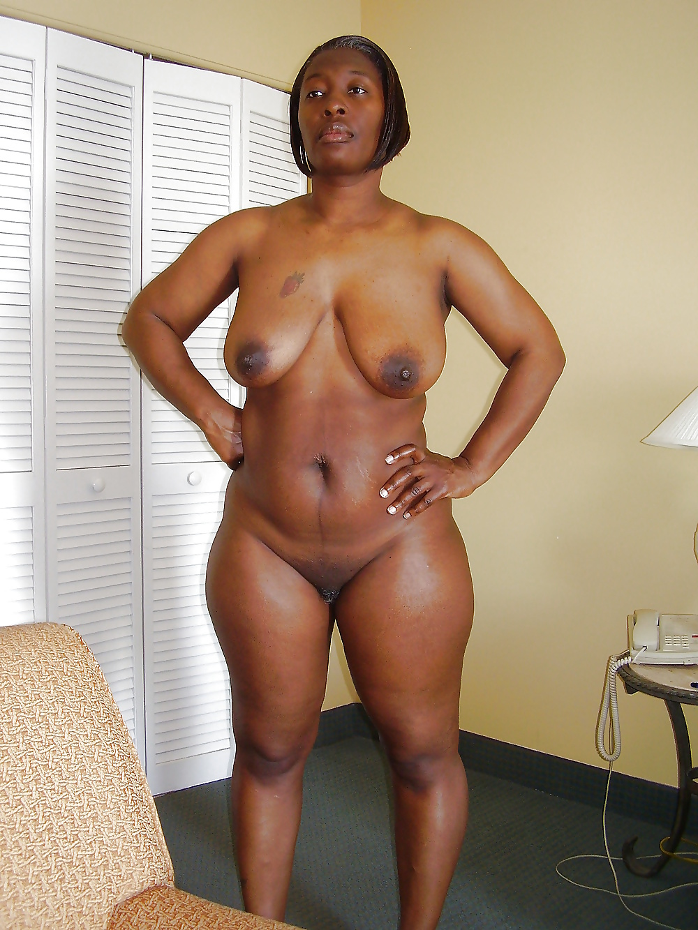 Black Sexy Mature Women Nude
