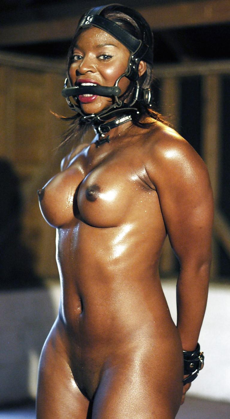 Black slave female — img 2
