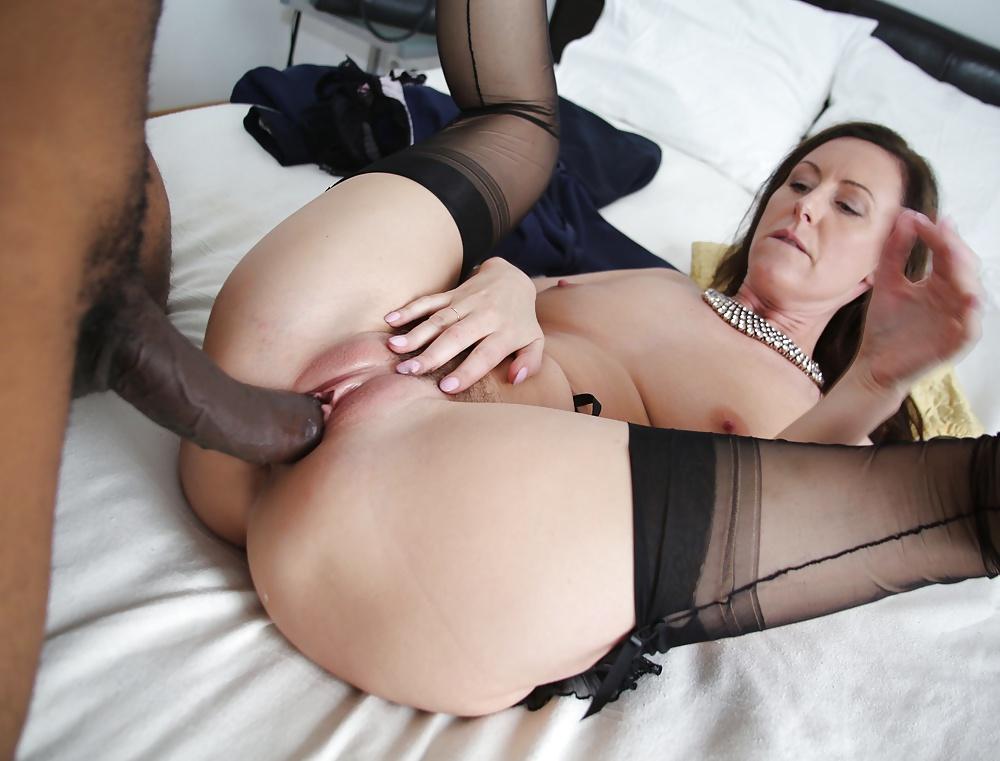 Milf Threesome Black Cock