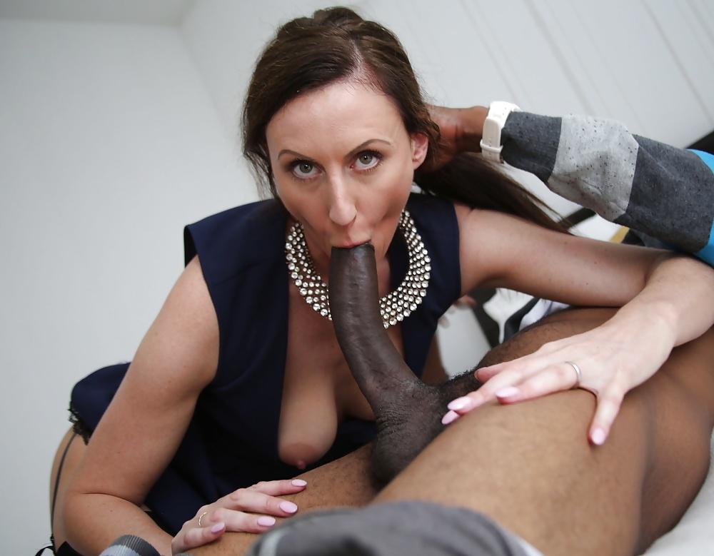 Watch Nasty Mature Brit Suck On Cock