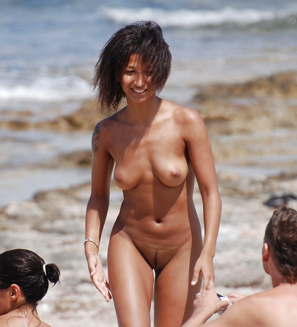 black-hair-on-the-nude-beach-tiny-pointy-titties-big-nipples-sex
