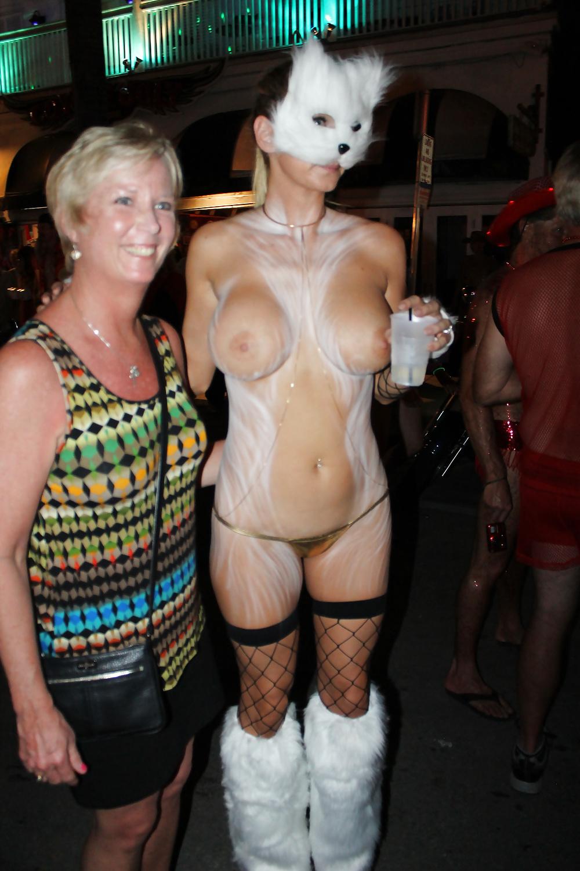 Daytime Titties In Key West
