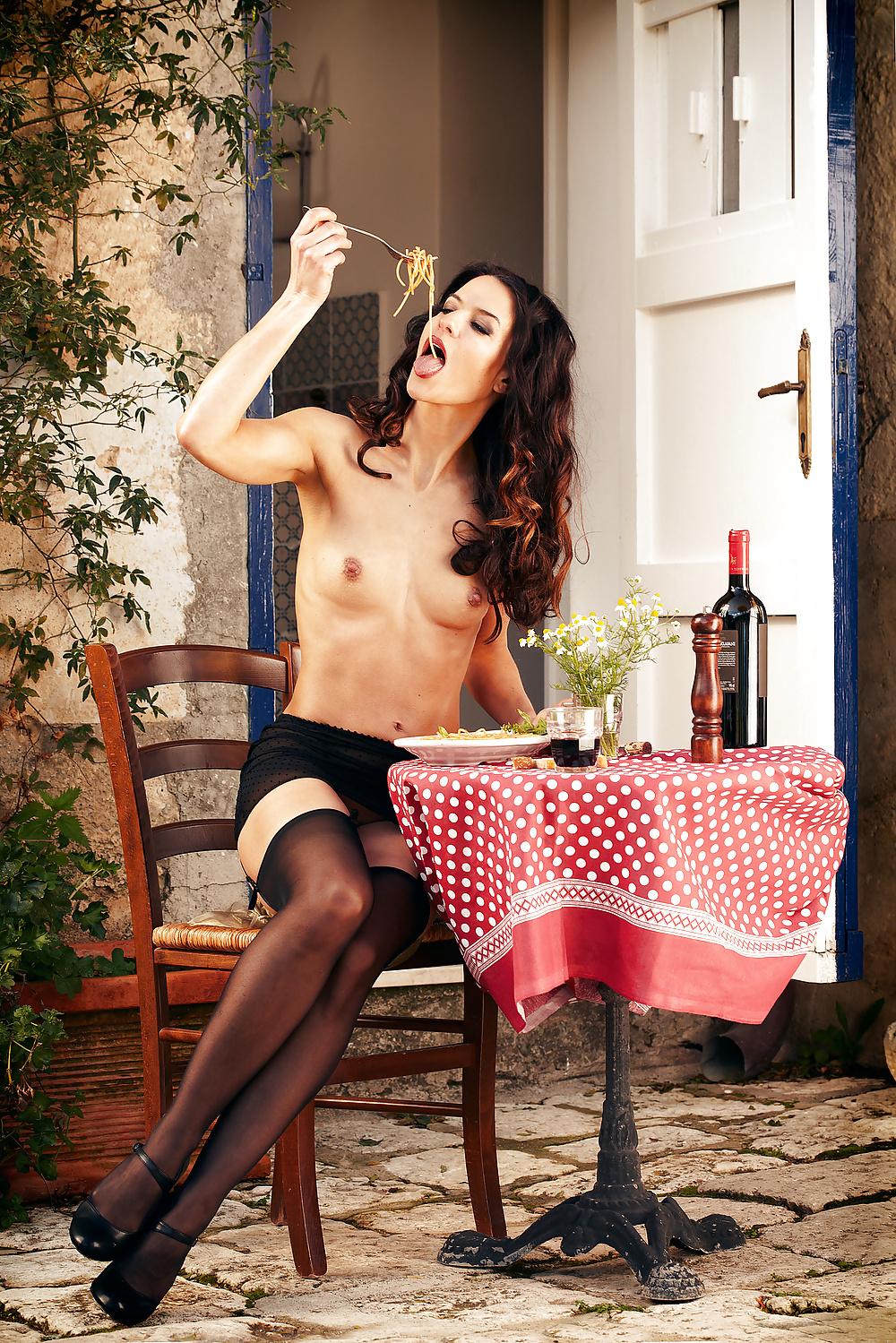 Anna Lena Class  nackt