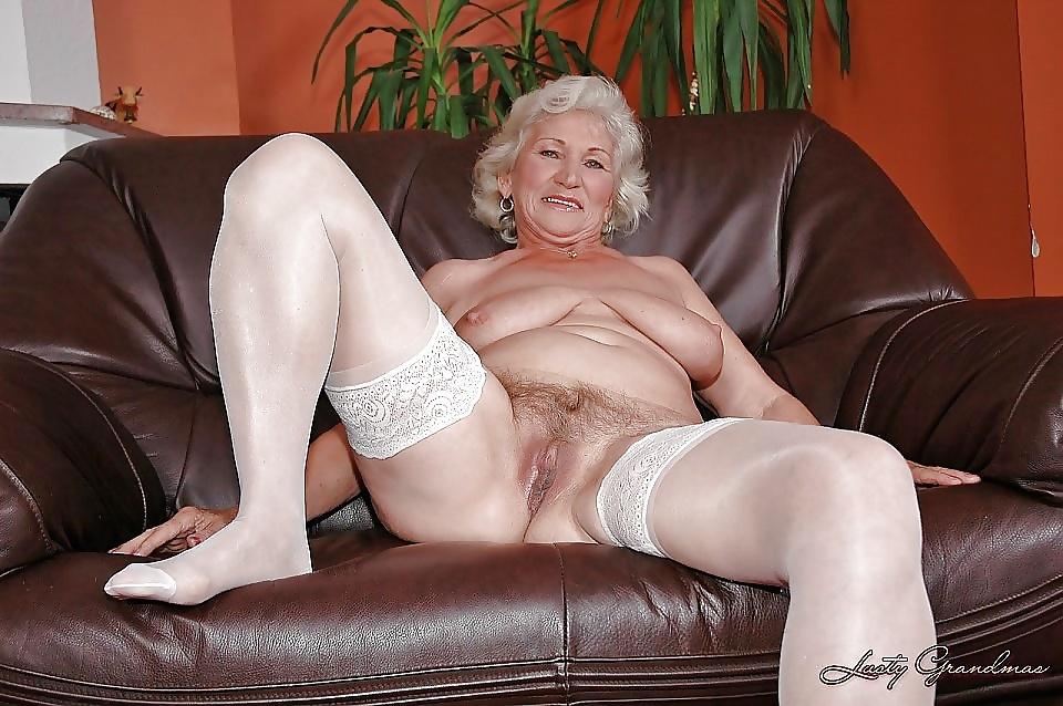 Granny Norma Lingerie