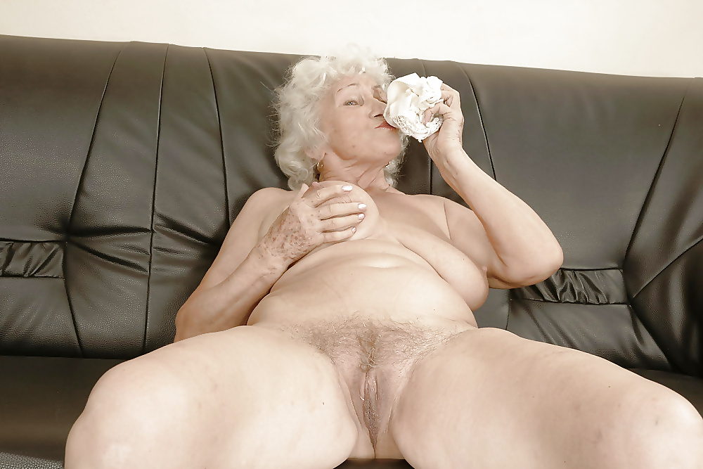 Mature Norma Playing With Her Teen Girlfriend