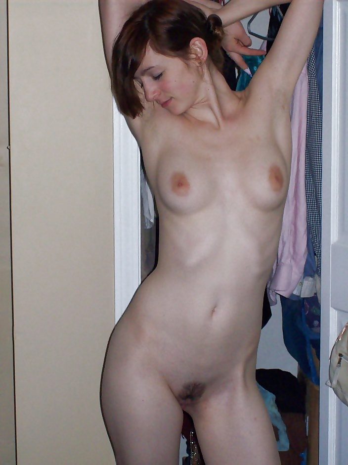 Busty mature older wife still has great nude body