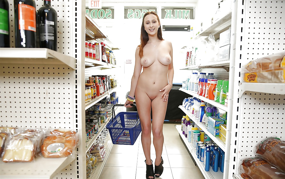 Nude supermarket