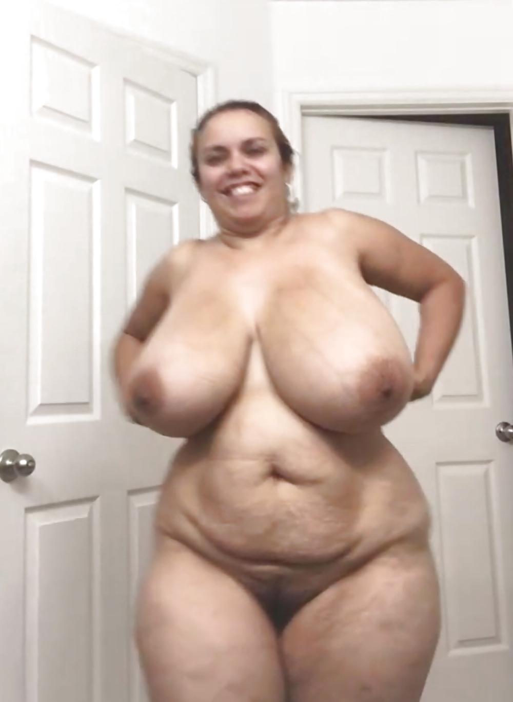 Bbw monster tits