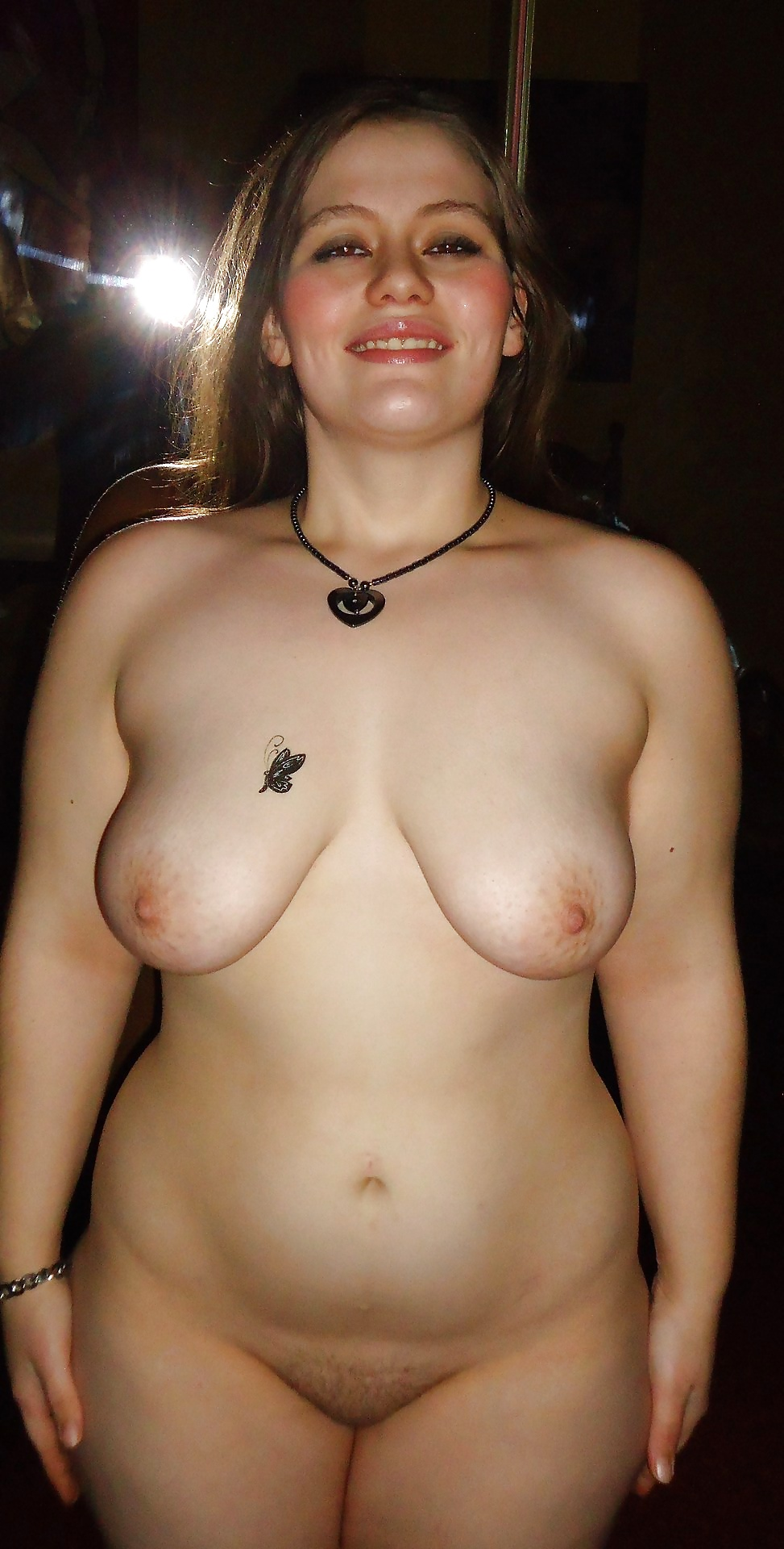 Slightly chubby amateur girls — pic 8