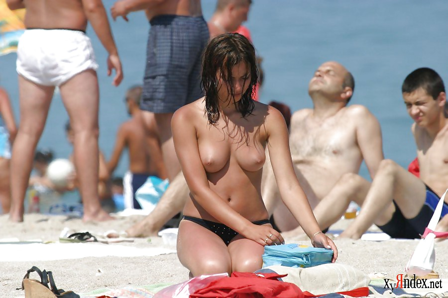 What's It Like To Go To A Family Nude Swimming Session