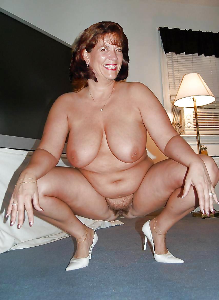Big older naked wives
