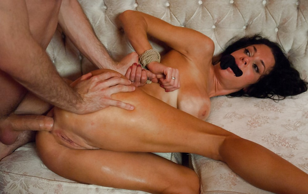 Mom rough anal sex