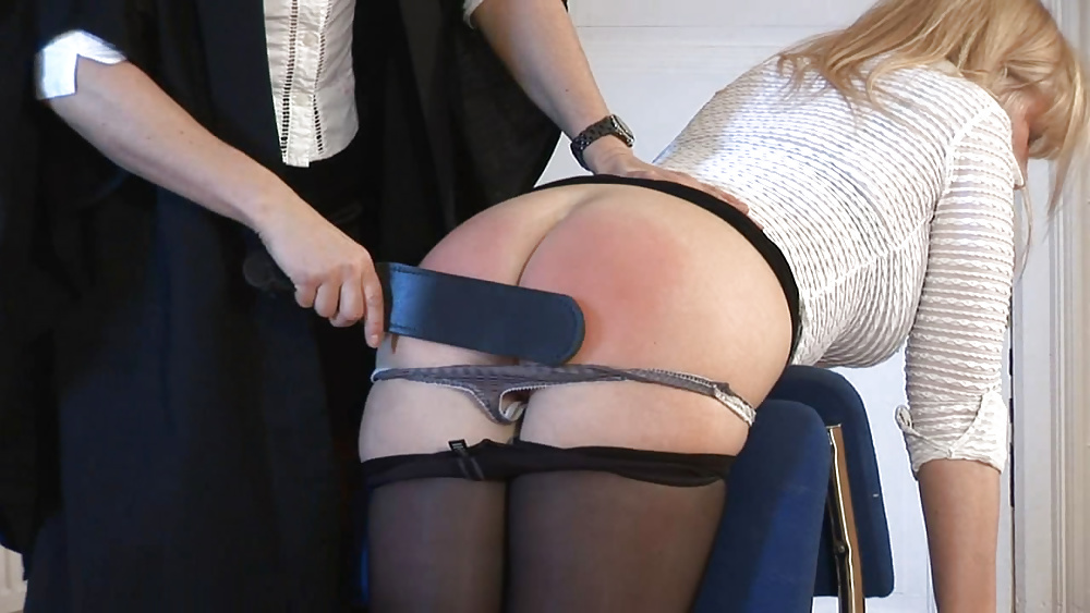 Busty blonde spanked rough tnaflix porn pics