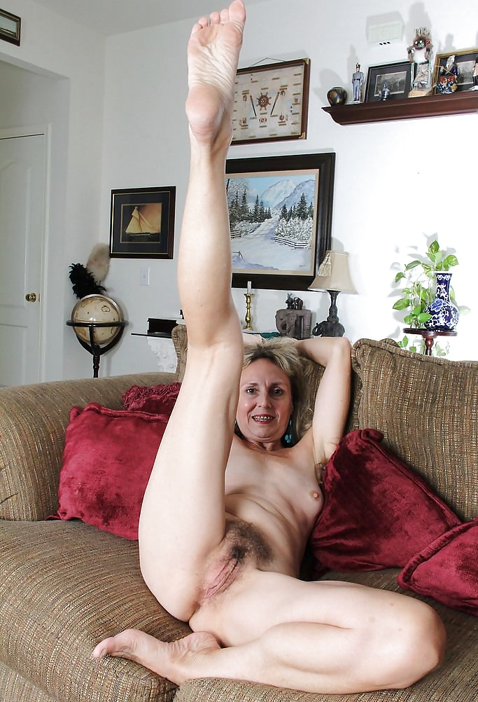 Old pussy tall