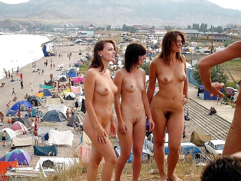 New York's Nude Beach