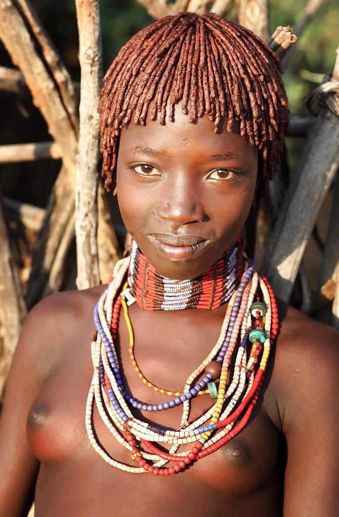 Native African Nude Tribal Women