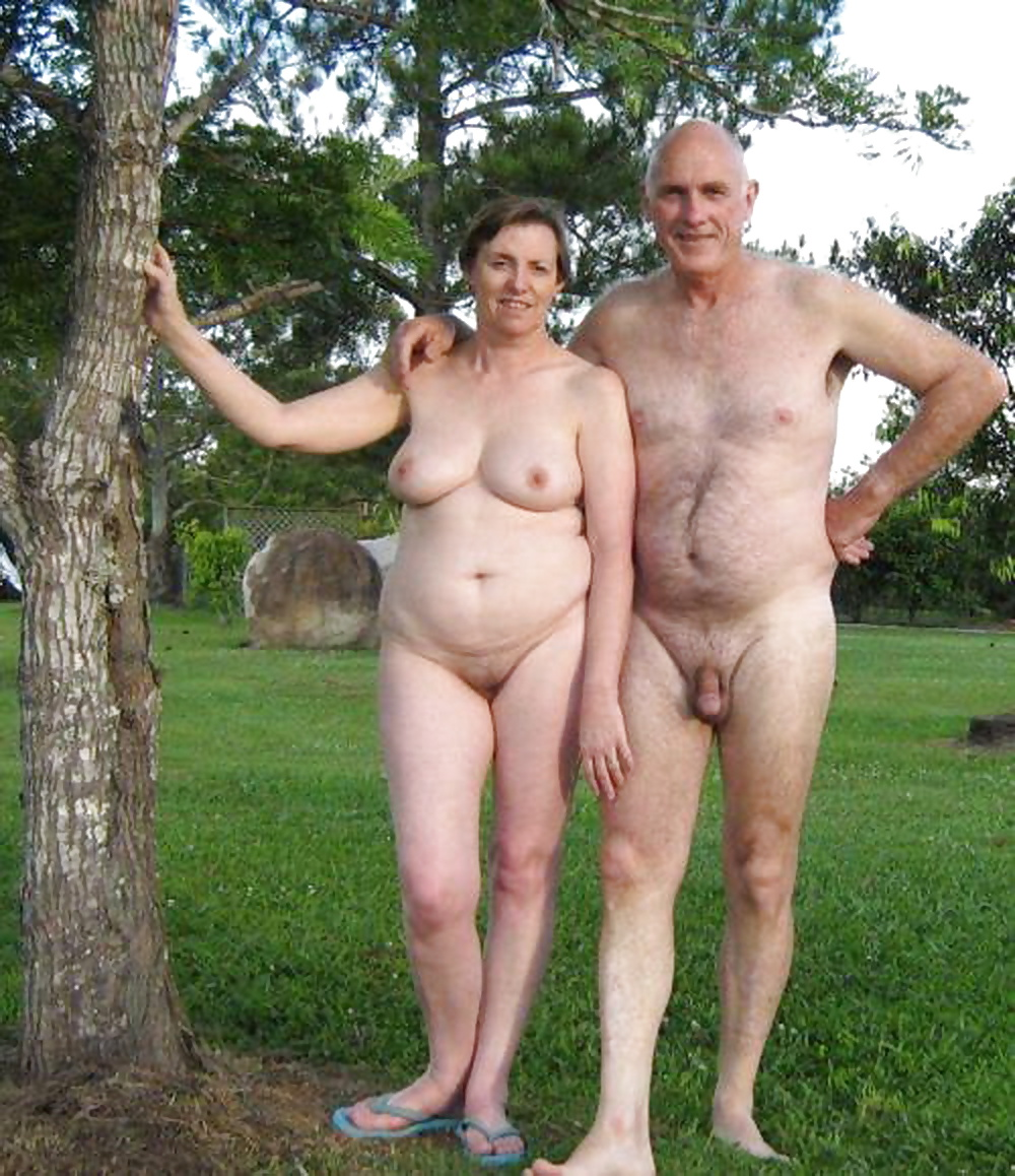 The clothing optional retirement plan