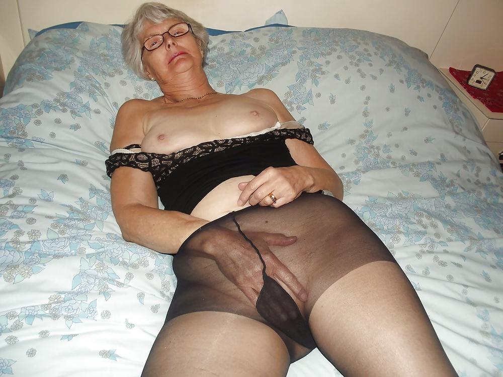 Granny stockings