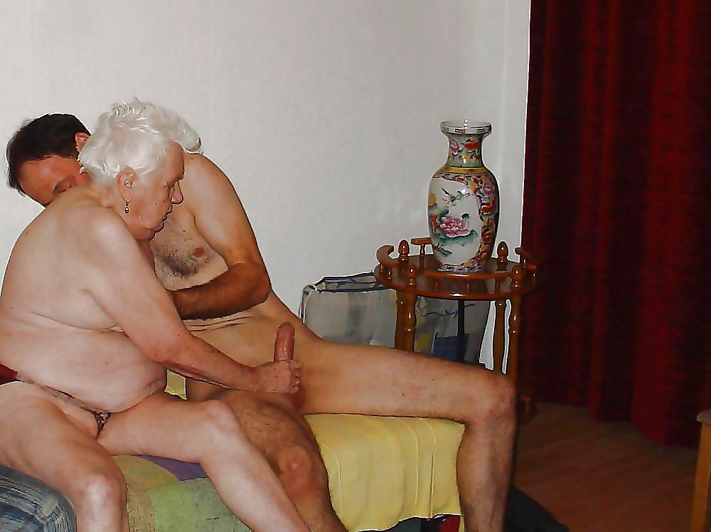 Granny and grandson sex stories