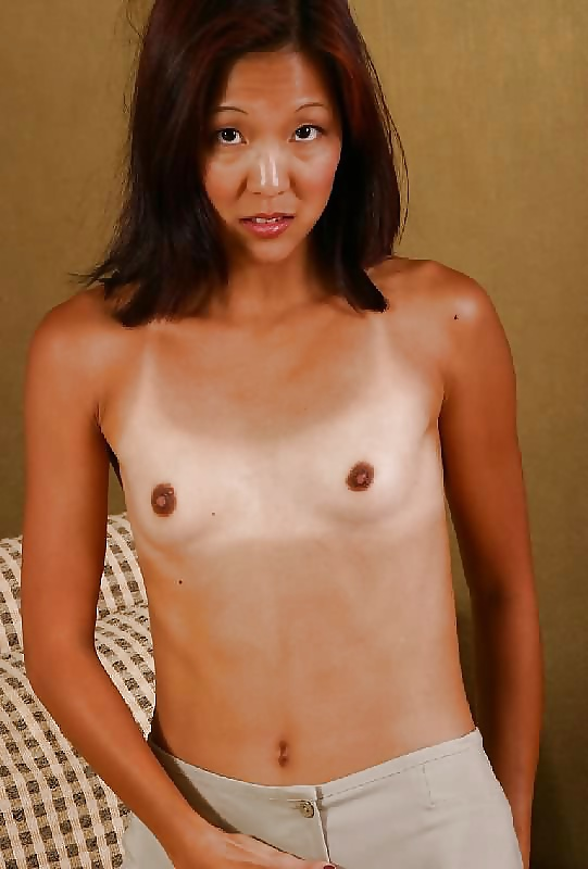 Flat chest asian women nude — pic 4