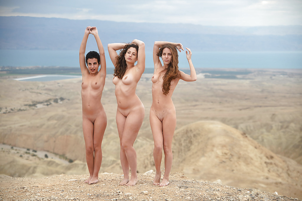 nude-in-israel