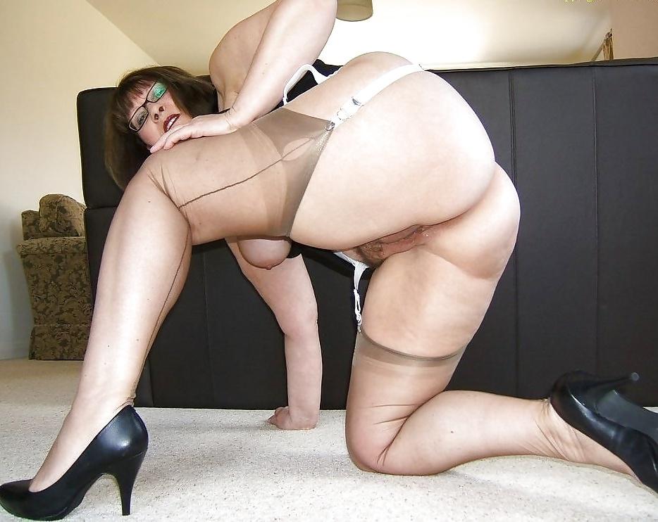 Bbw Nylon, Porn Galery