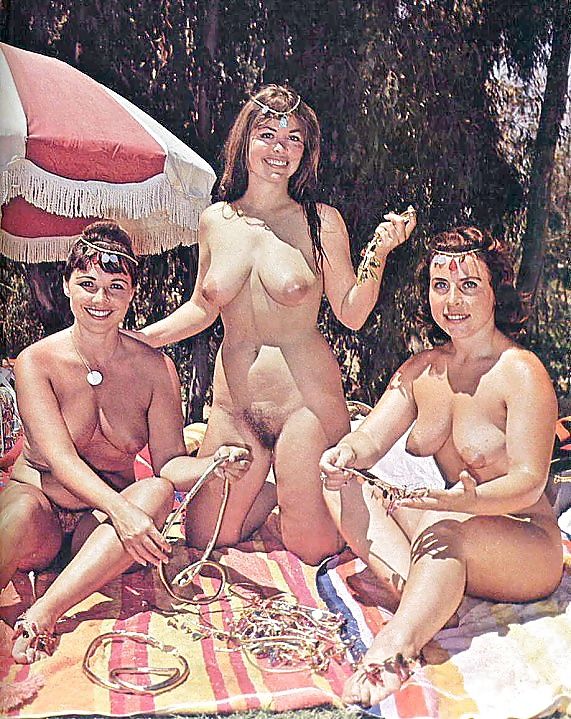 Where can i find vintage nudist pics online