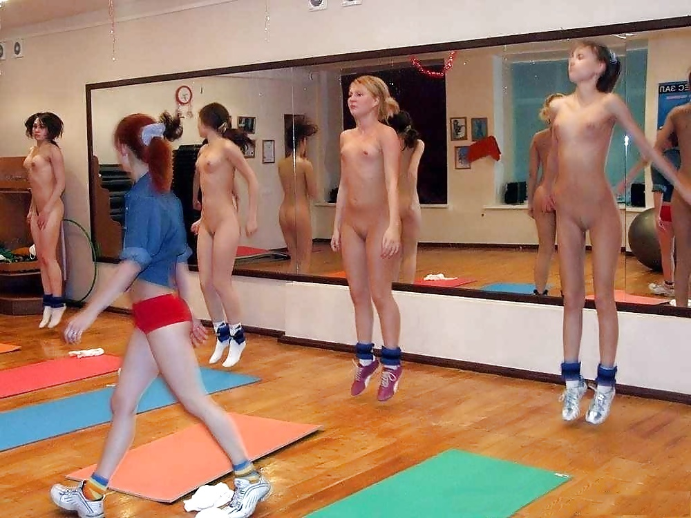 Nude exercise porn galery pics