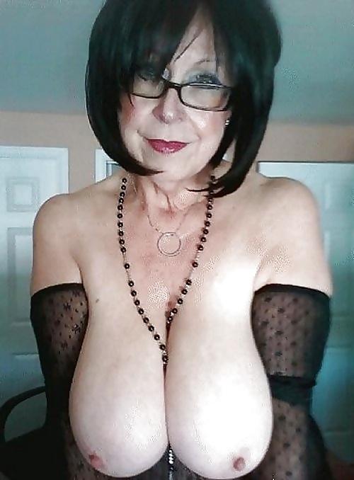Ladies Sexy Granny