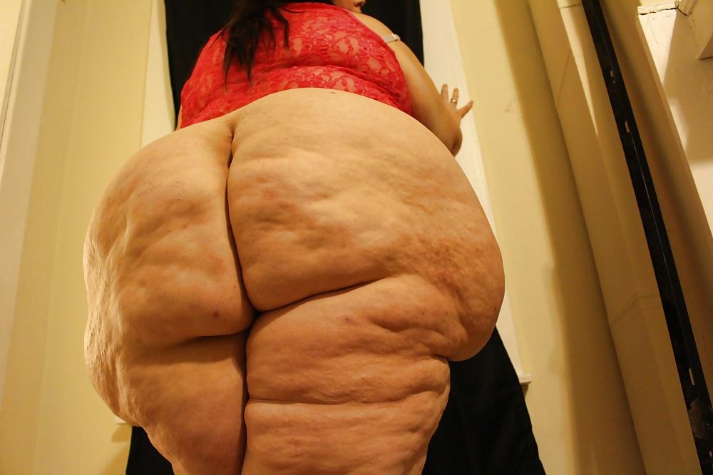 Огромные жирные толстушки