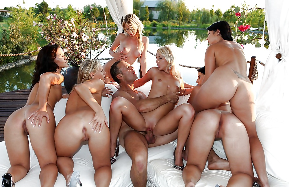 Orgy porn and hardcore group sex pics