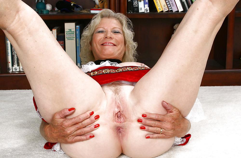 Oap granny pussy pics