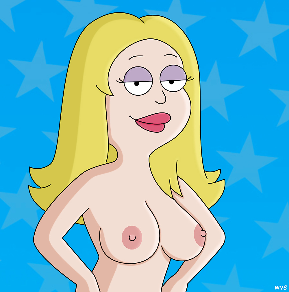 Nude american dad girls