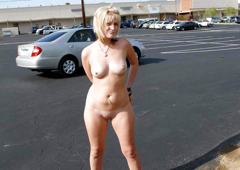 Public nudity porn