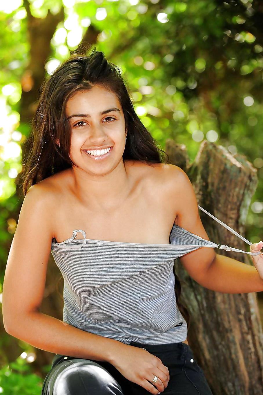 Indian teen thumb