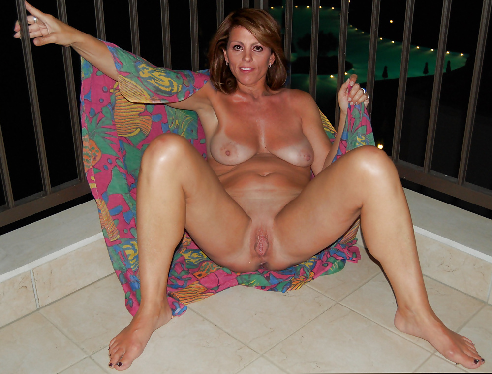 Real amateur nude matures