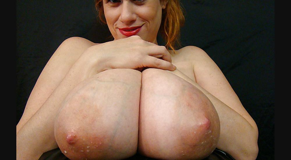 Lianna grethel lactating tits