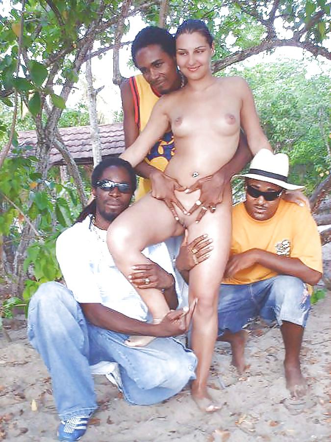 Jamaican bbw woman sex
