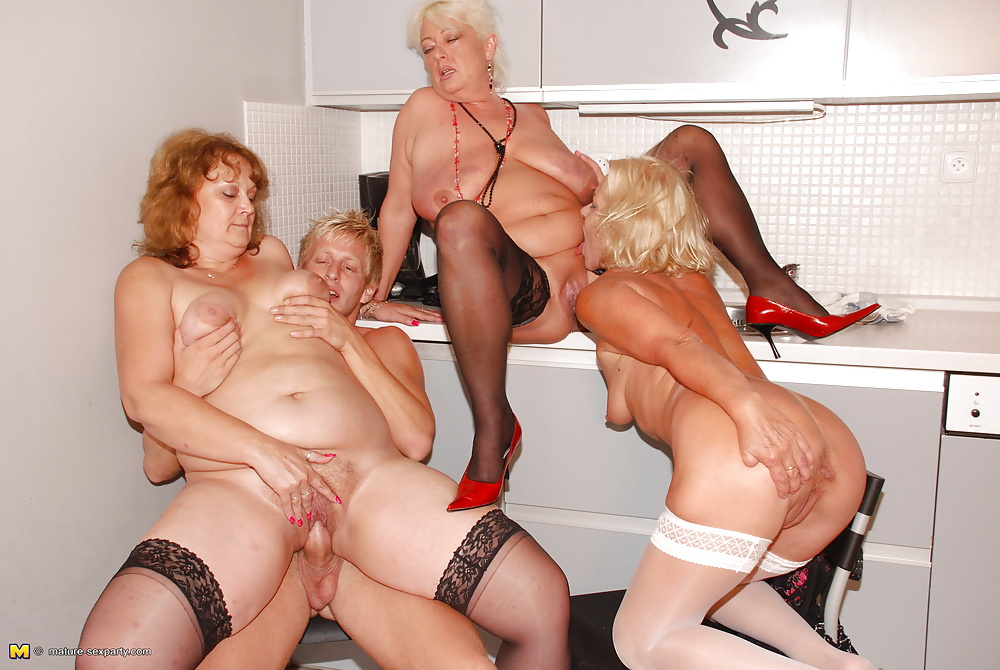 Lucky Motherfucked Fuck Not Grannies And Moms 1