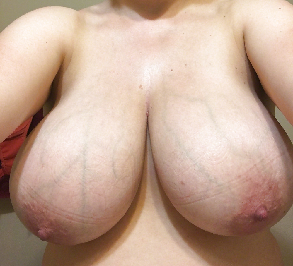 Huge Areolas Saggy Tits